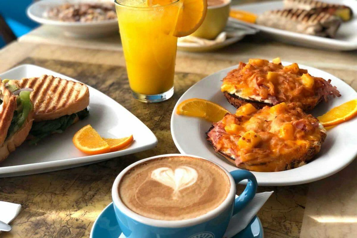 breakfast brunch Virginia Beach coffee