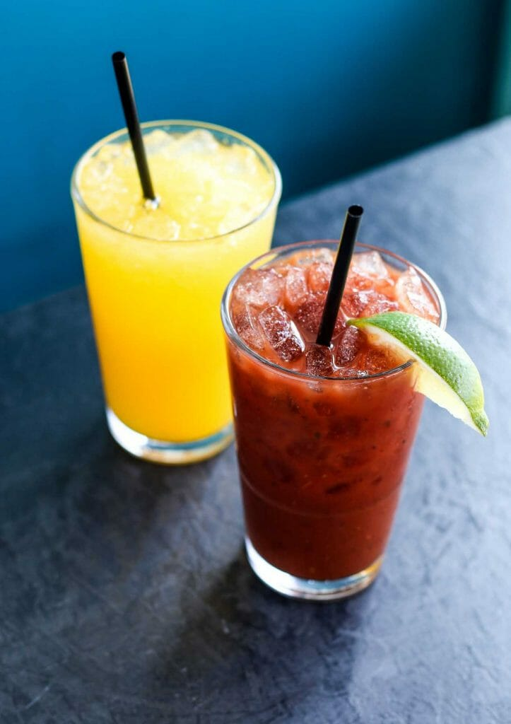 breakfast cocktails brunch Virginia Beach vibe